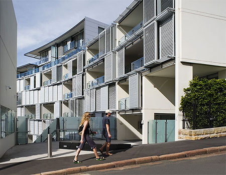 While Walsh Bay Includes Homes And Apartments The Development Was Not Conceived As An Exclusive Enclave Waterfront Opened To Public For
